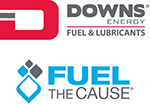 Downs Energy And Fuel The Cause Logos V2